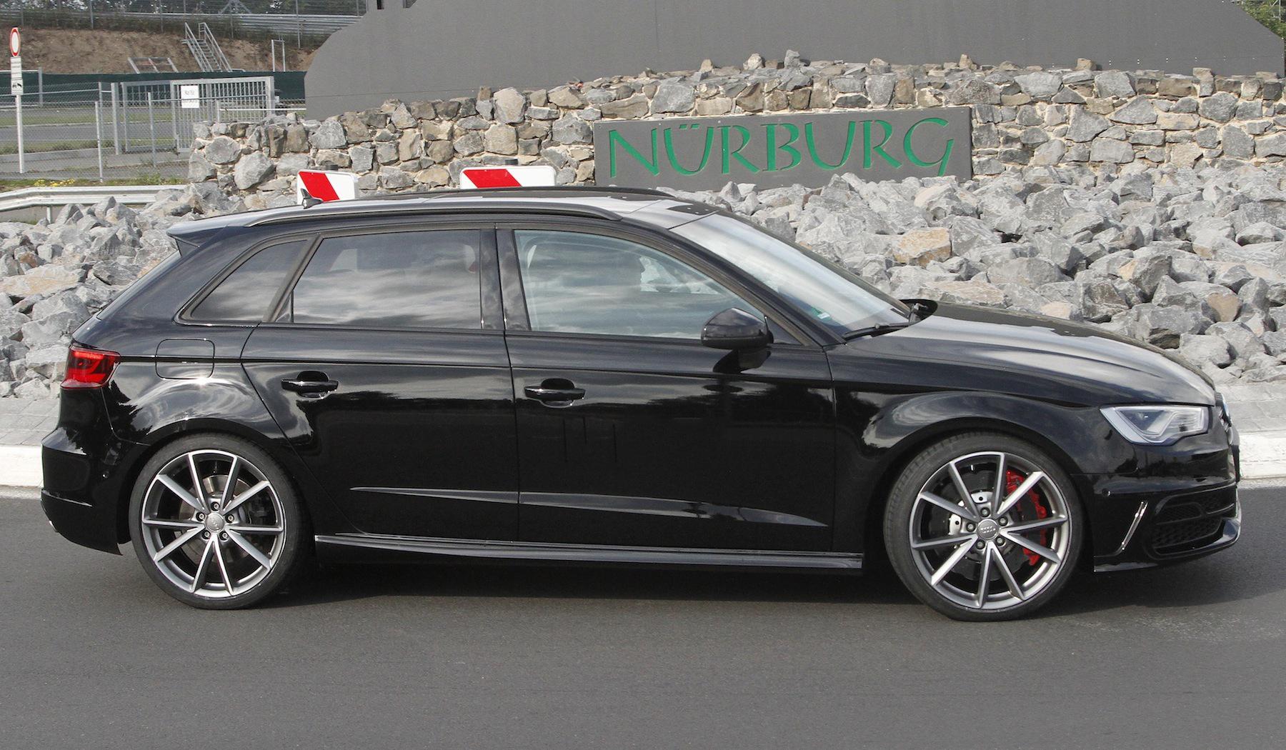 Audi Rs3 2015 Nuovi Dettagli Da Fonti Interne Ad Audi