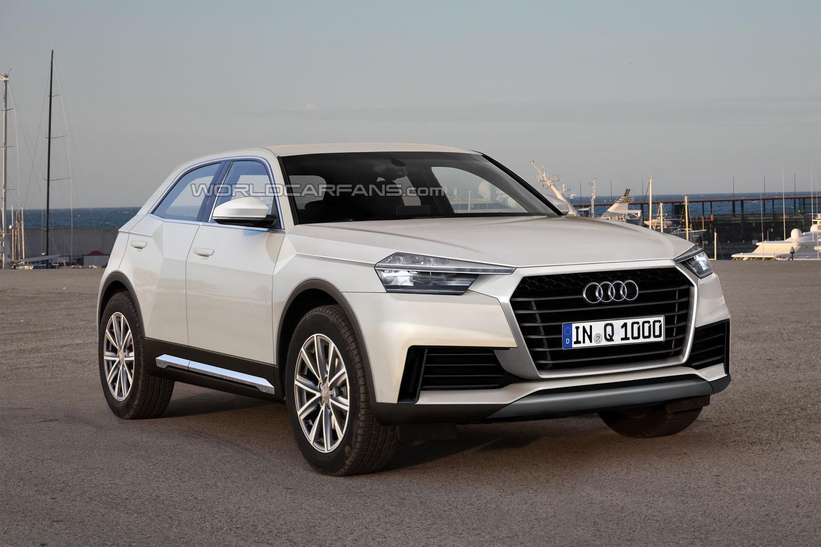 Audi Q1 2016 Adesso Si Fa Sul Serio Audicafe It