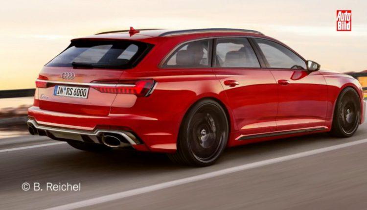 Nuova Audi Rs6 2019 Le Prime Indiscrezioni Sulla Prossima